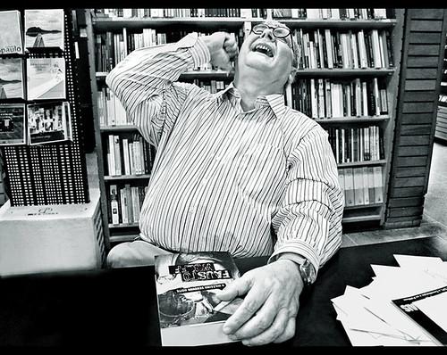 Fausto Wolff - brazilian writer
