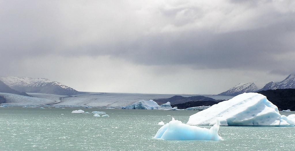 Glaciar Upsala Lago Argentino Argentina Patrimonio de la Humanidad Unesco 180