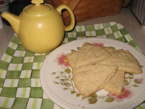 Tea & Shortbread