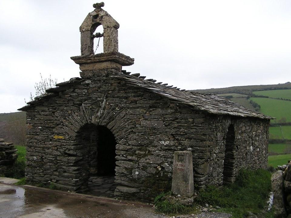 O´Cebreiro a Triacastela Camino de Santiago 11 Lugo