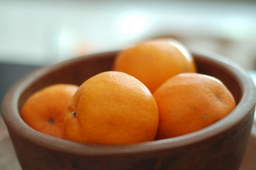 Mandarin Oranges Reduh