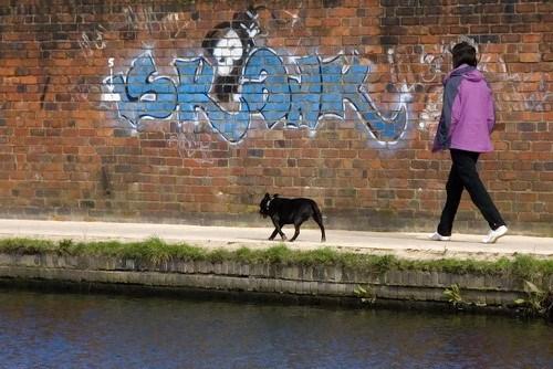 Graffiti plus walker