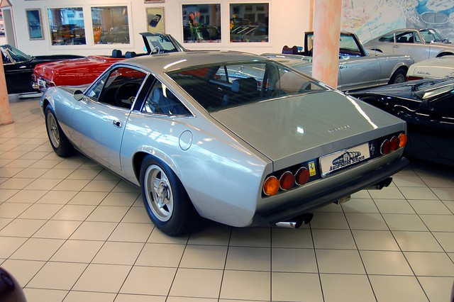 Ferrari 365 GTC/4, 1973