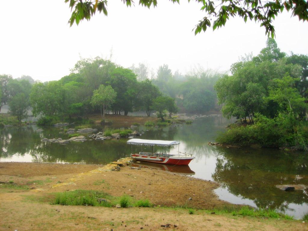 Cauvery Nisargadhama, Coorg