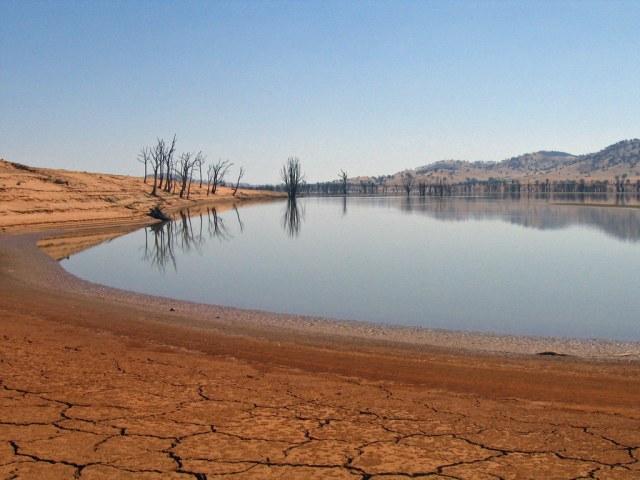 Lake Hume in Vic_6525