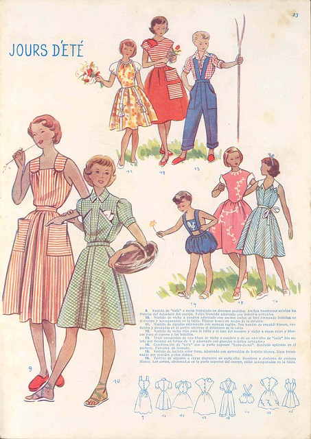 Les Enfants Nº 45, Verão 1952 - 22 by Gatochy