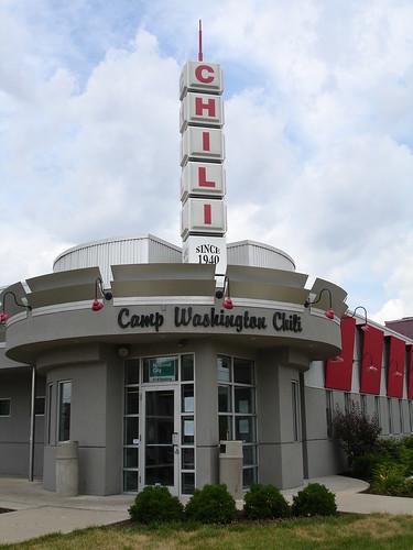 Camp Washington Chili Sign