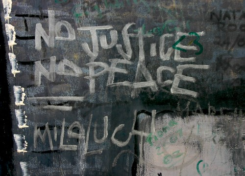 No Justice No Peace by Still Burning