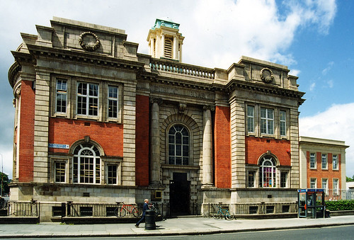 Rathmines Library by Dublin Public Libraries CC Flickr