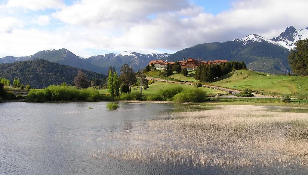 San Carlos de Bariloche Lago Nahuel Huapi hotel Llao Llao Argentina 06