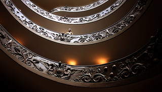 Vatican Museum Steps