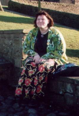 Chloe in Lancaster 1994