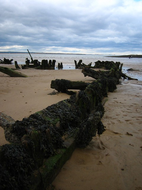 Bran Sands Shipwreck 2