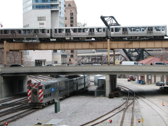 Metra and Elevated again