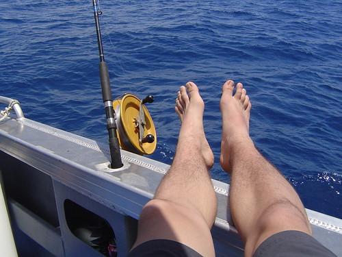 Fishing laziness - Caloundra