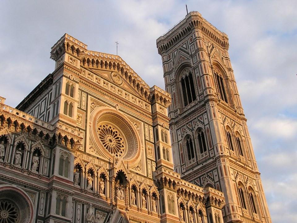 Florencia Catedral de Santa María de la Flor La Toscana Italia 21