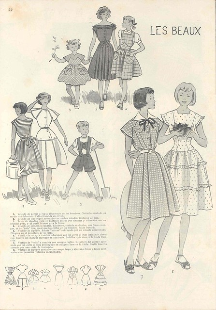 Les Enfants Nº 45, VerãoSummer 1952 - 21 by Gatochy
