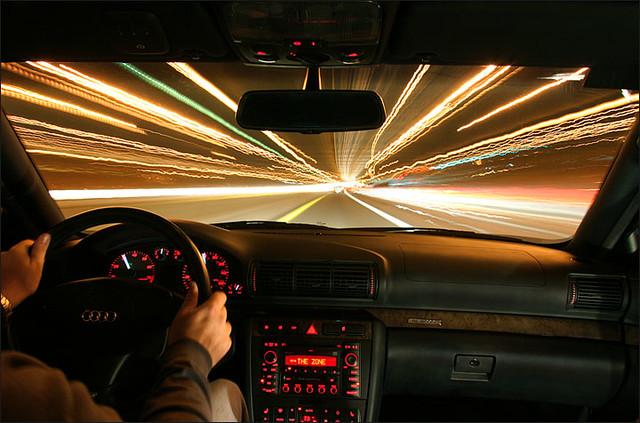 Drive Warp