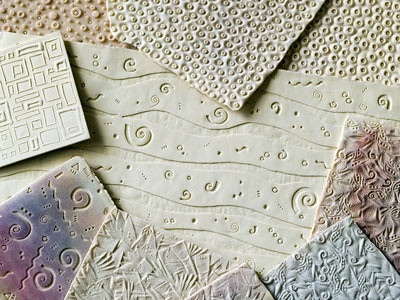 Texture plates