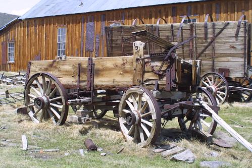 Bodie Wagon by webmink