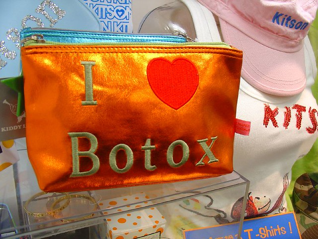 Botox loves you