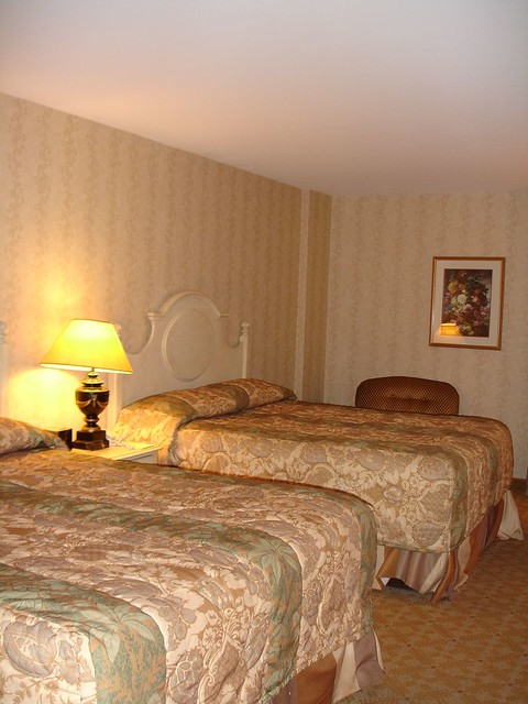 Hotel Room at the Horseshoe Casino and Hotel, Tunica MS