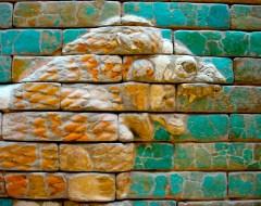 Ishtar Temple - Pergamon Museum - Berlin