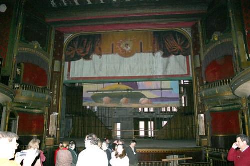 Opera House in Meridian, MS