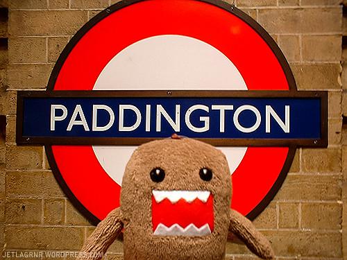 domokun-paddington station