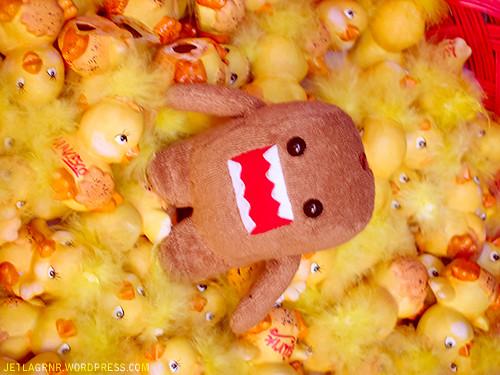domokun chick orgy