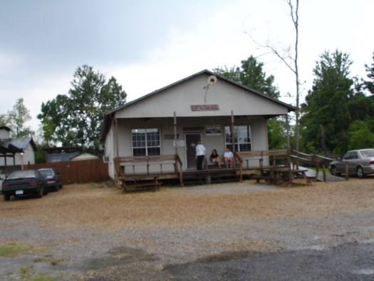Leatha's Bar-B-Que Inn, Hattiesburg MS