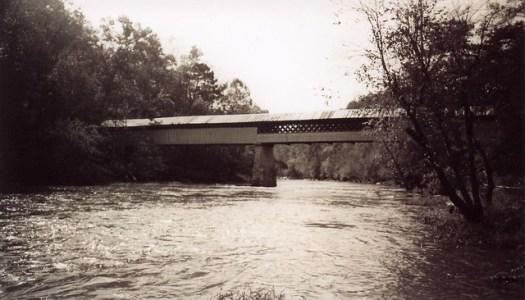 Swann Covered Bridge Span, Blount County AL