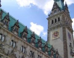 Hamburg - Rathaus