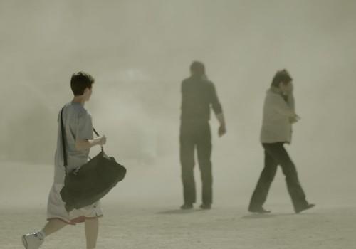 Tormenta de arena parisina... fue un mal presagio by Norto
