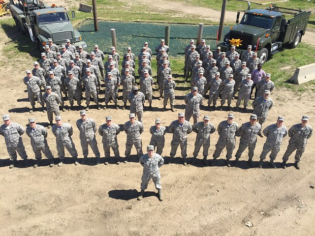 210th Engineering Installation Squadron marks 45 Years of Operational Excellence and Community Involvement