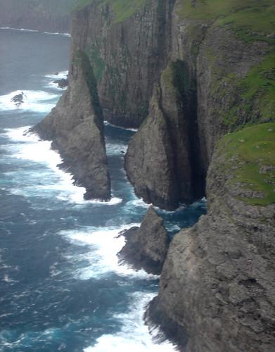 Faroe Islands - Sea stacks by little_frank