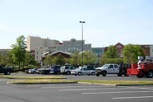 Sam's Town Casino in Tunica, MS