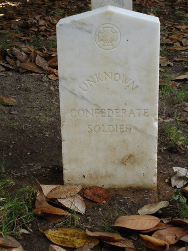 Unknown Confederate Soldier, Friendship Cemetery in Columbus MS