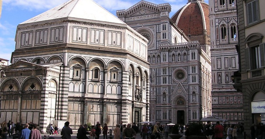 Florencia-Catedral de Santa María de la Flor- La Toscana Italia 14