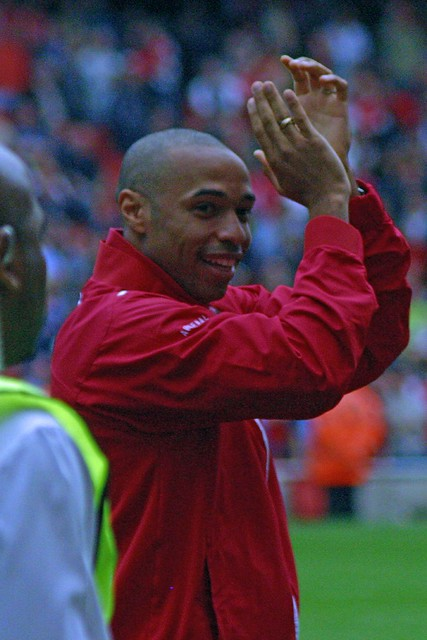Image Result For Thierry Henry