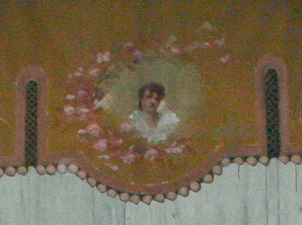 Gibson Girl, Opera Angel at Grand Opera House in Meridian, MS