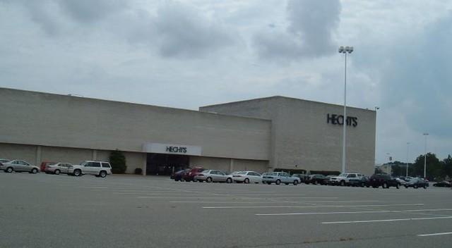 Gigantor Hecht's (Coliseum Mall, Hampton, VA)