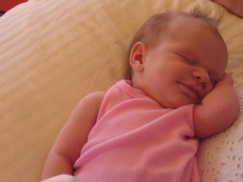 Smiling Baby - Coco Isabella