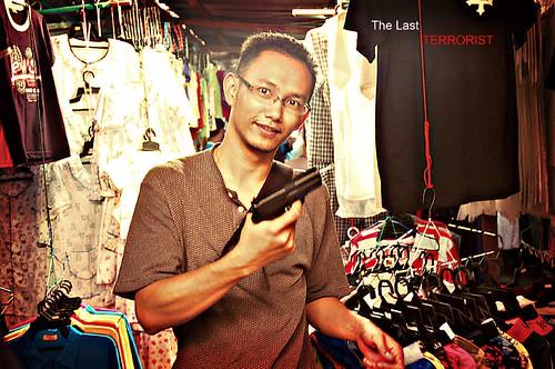 Ayares the Lost Terrorist