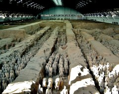 Xi'an - Terracota Warriors