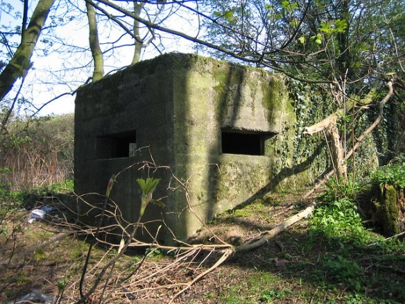 Pillbox Cemetary Corner Guisborough