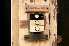 Amsterdam Door Bells
