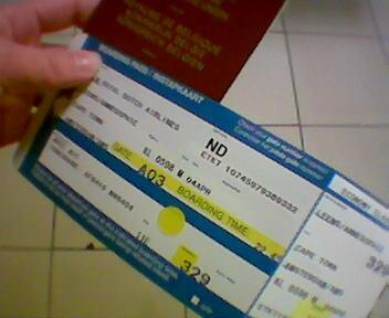Air Ticket To Thailand