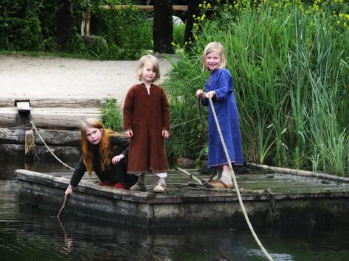 Vikings in Archeon