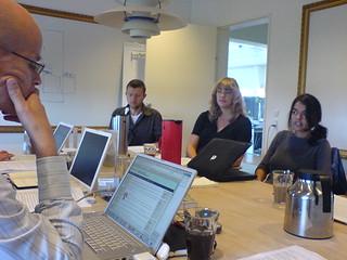 INDEX: Documentation Team Meeting